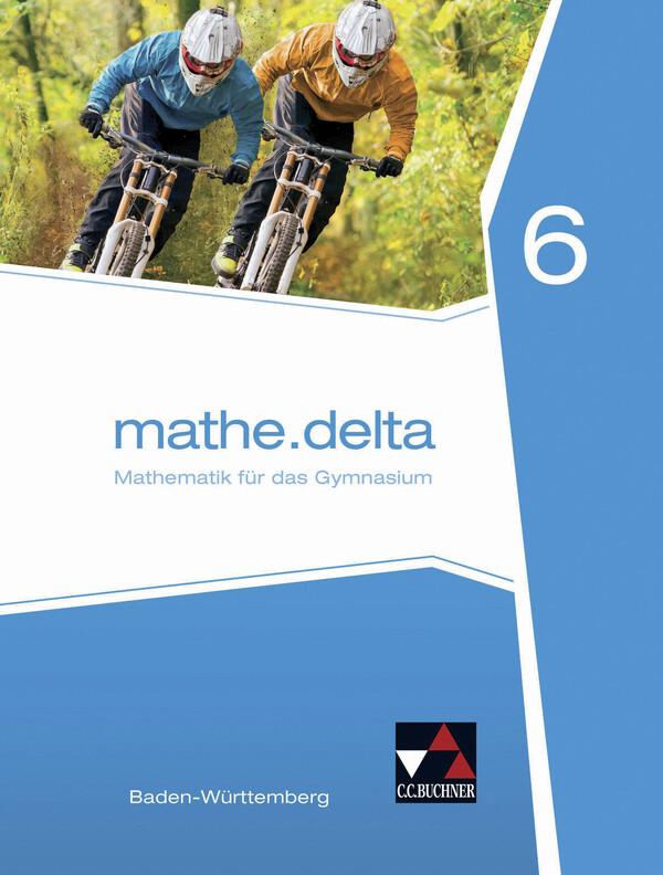 mathe.delta 6. Baden-Württemberg als Buch
