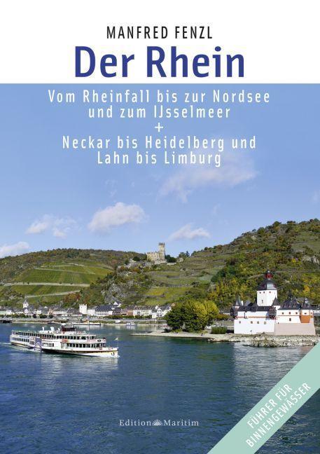 Der Rhein als Buch von Manfred Fenzl