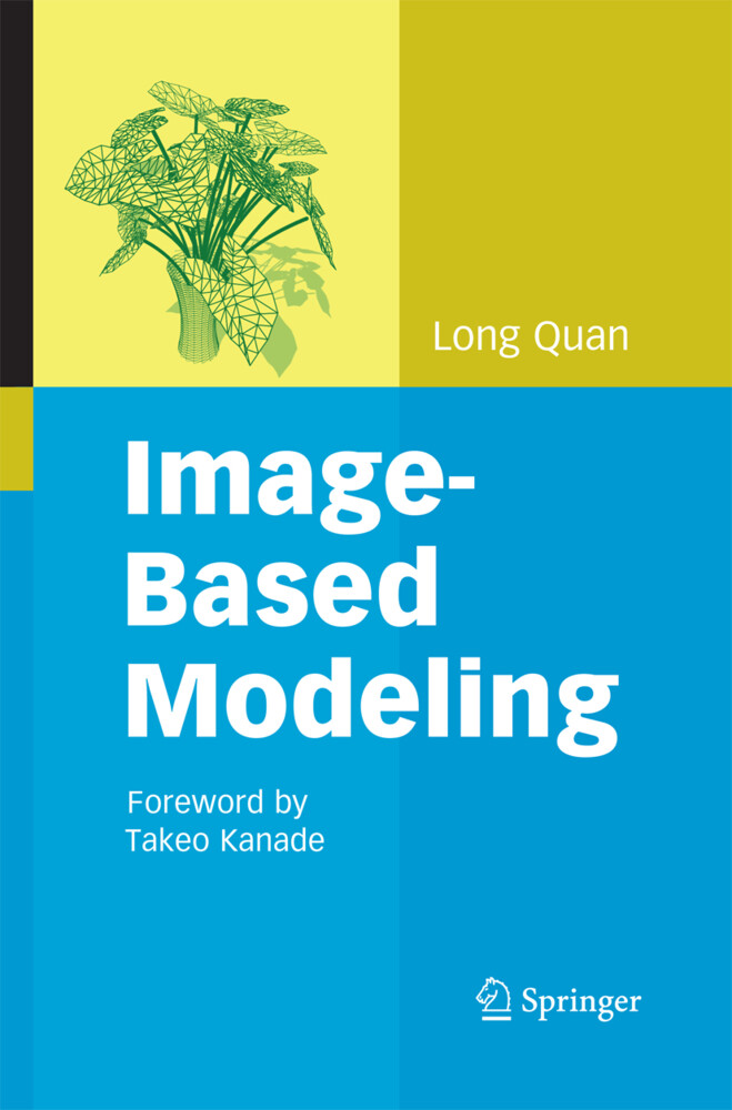 Image-Based Modeling als Buch von Long Quan