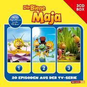 Die Biene Maja Hörspielbox zur neuen TV-Serie (CGI) Vol. 1