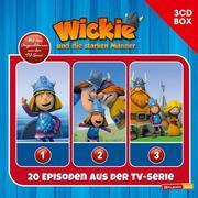 Wickie Hörspielbox zur neuen TV-Serie (CGI) Vol. 1