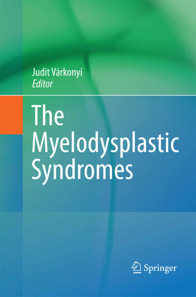 The Myelodysplastic Syndromes als Buch von