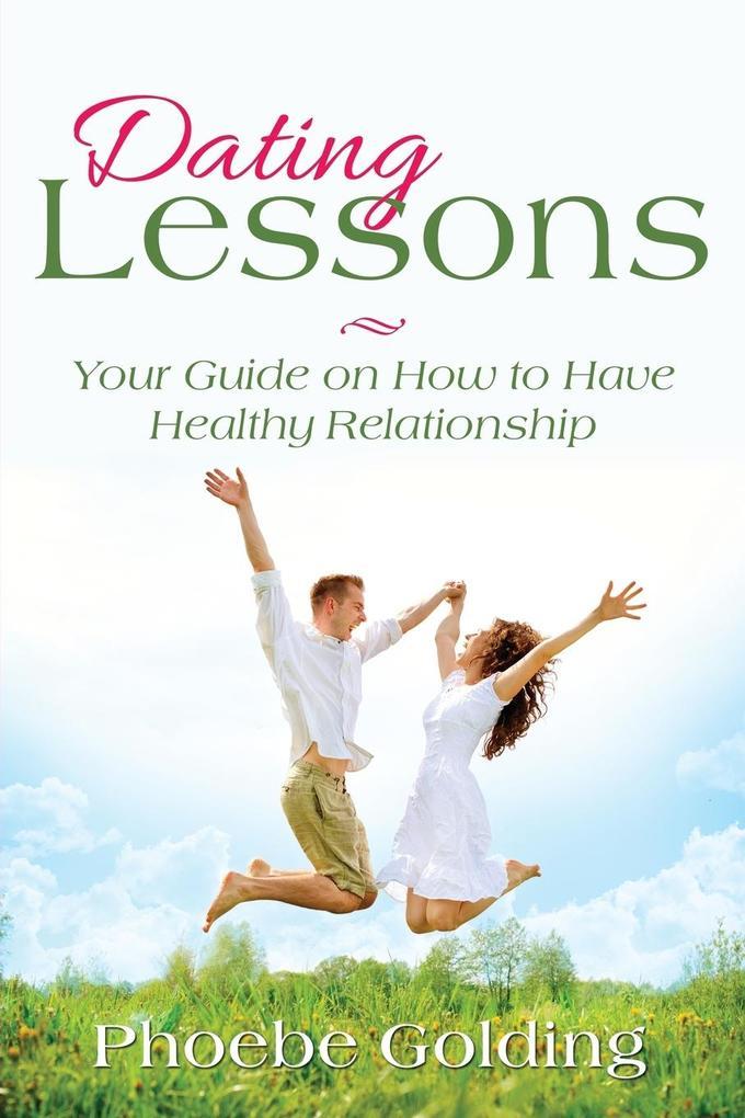 Dating Lessons als Taschenbuch von Phoebe Golding