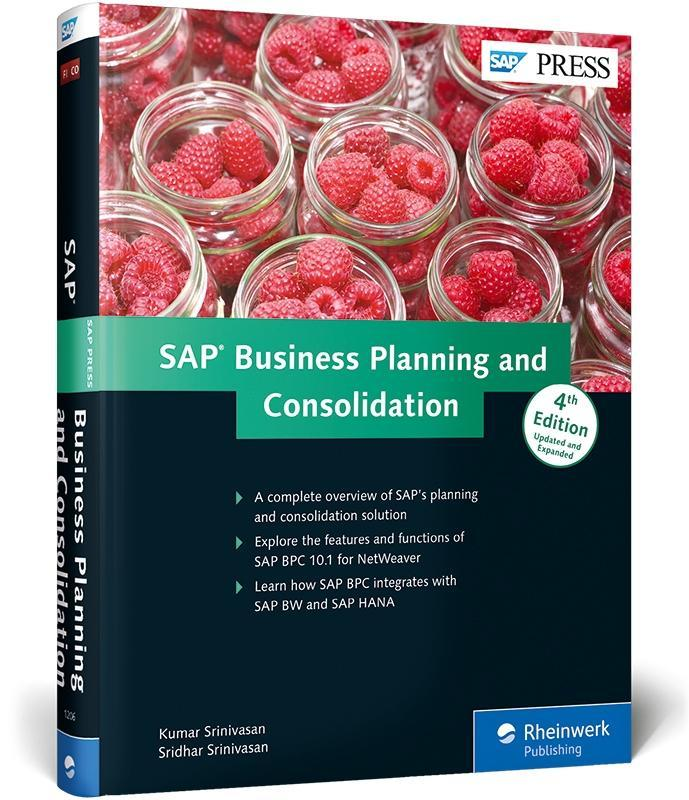 SAP Business Planning and Consolidation als Buc...