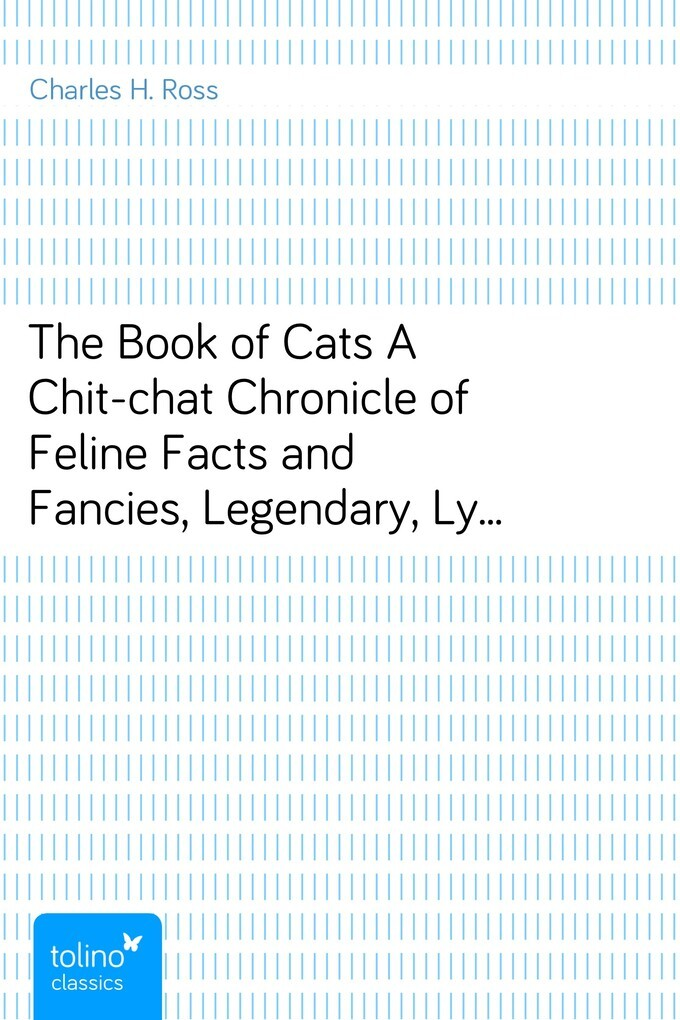 The Book of CatsA Chit-chat Chronicle of Feline...
