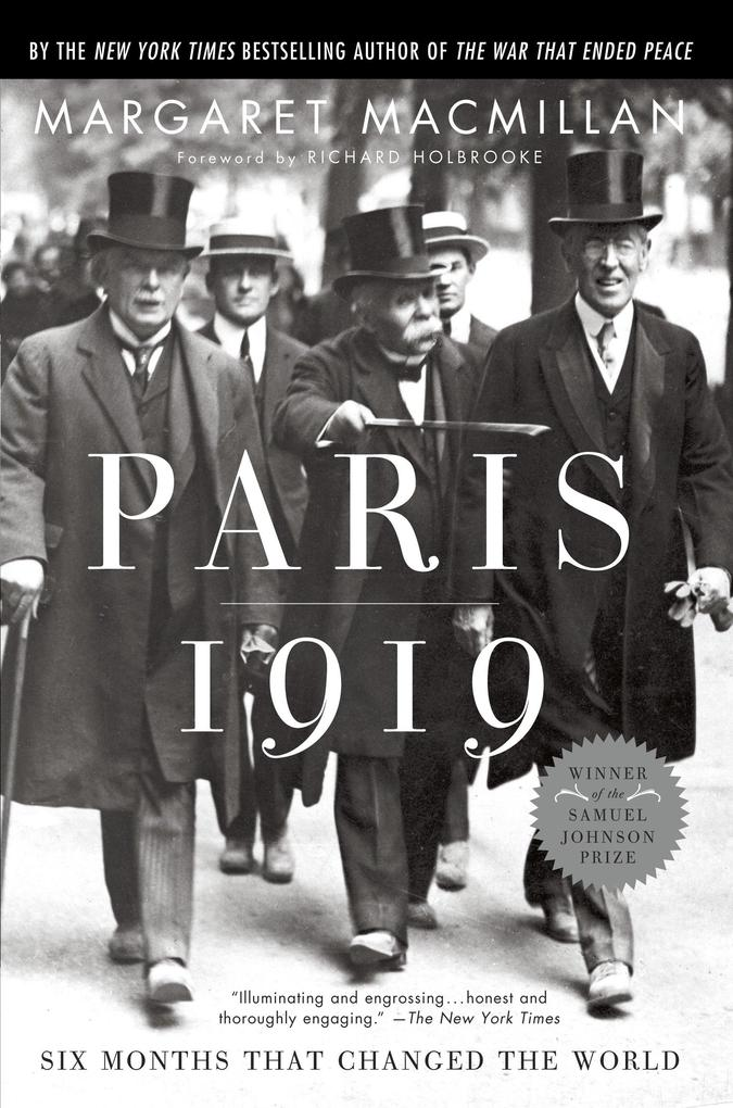 Paris 1919: Six Months That Changed the World als Taschenbuch