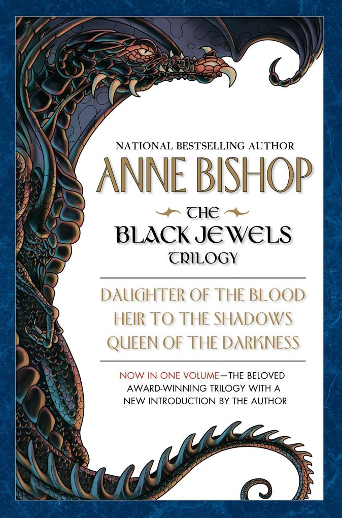 The Black Jewels Trilogy als Taschenbuch