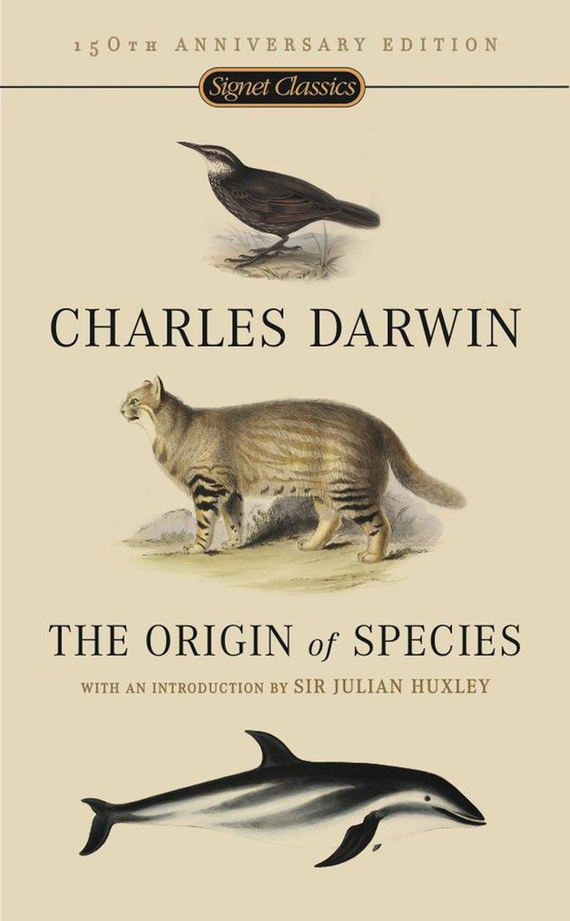 The Origins of Species als Buch