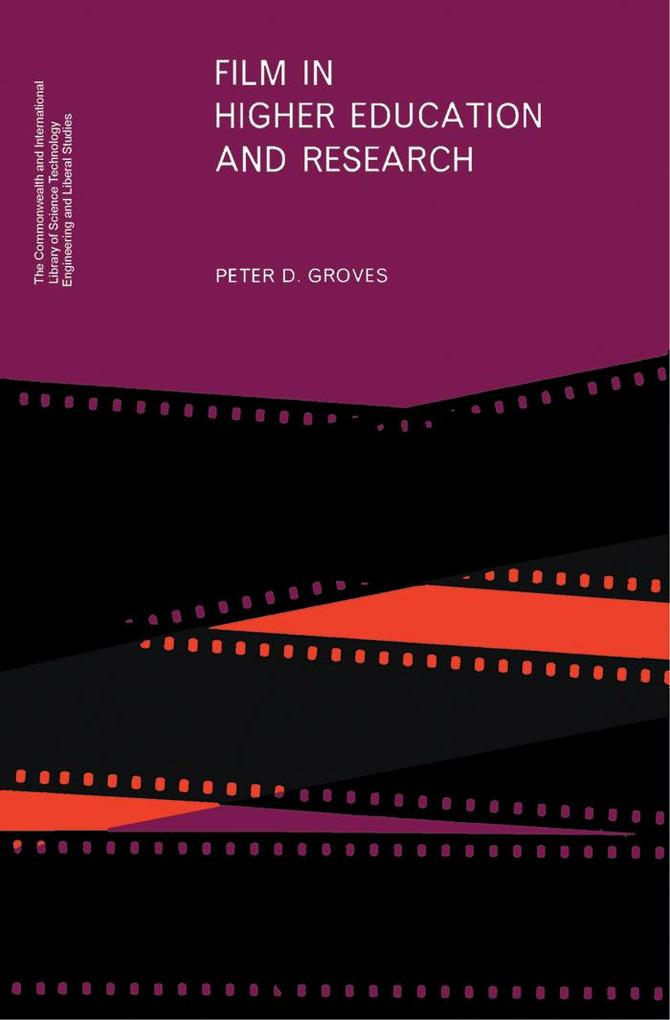Film in Higher Education and Research als eBook...