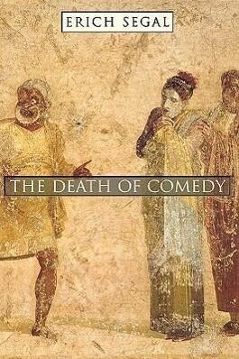 The Death of Comedy als Taschenbuch