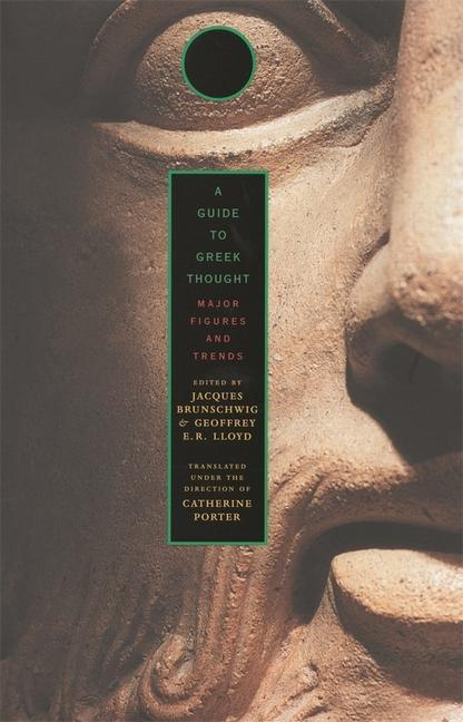 A Guide to Greek Thought: Major Figures and Trends als Taschenbuch