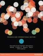 Discrete-Event System Simulation: Pearson New International Edition