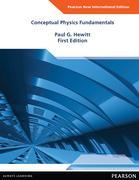 Conceptual Physics Fundamentals: Pearson New International Edition
