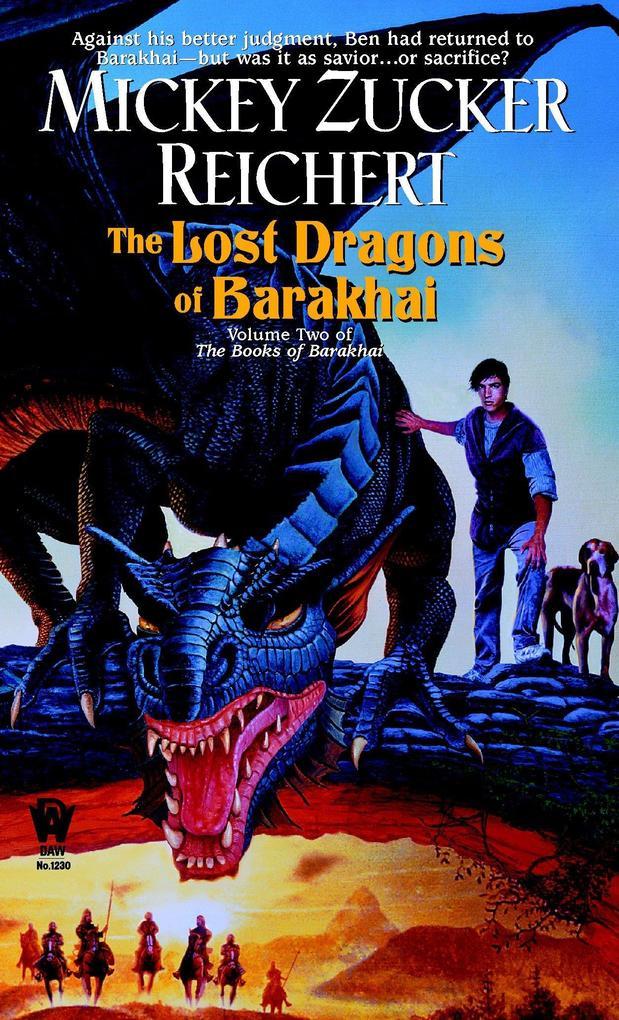 Lost Dragons of Barakhai: (the Books of Barakhai #2) als Taschenbuch