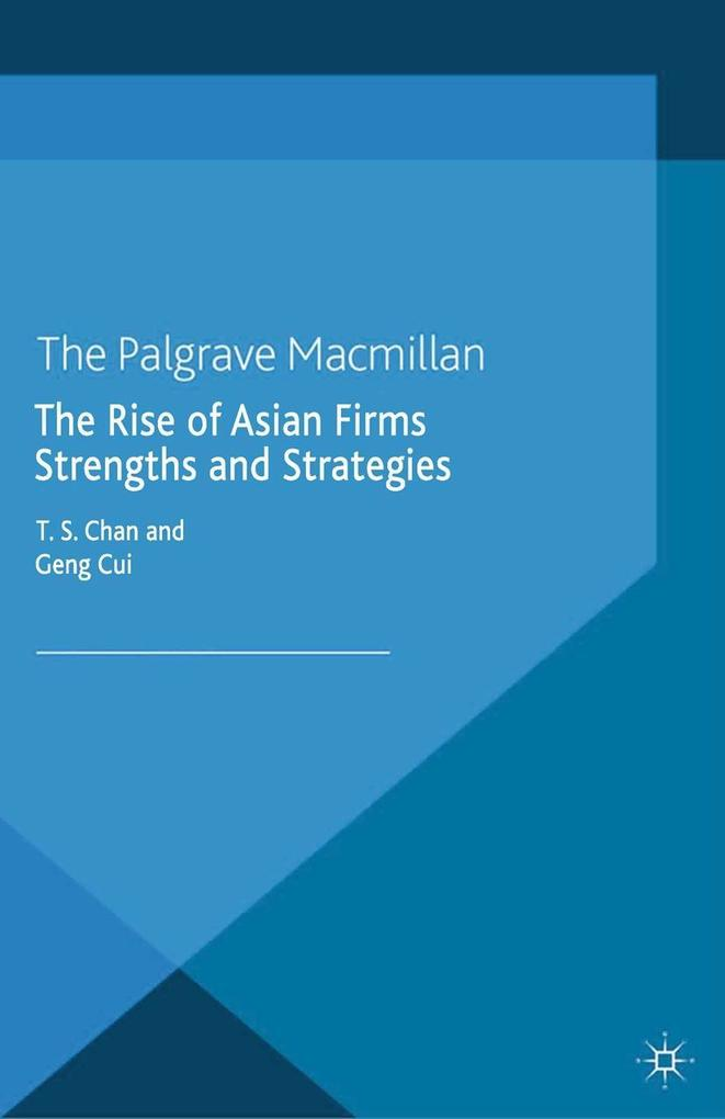 The Rise of Asian Firms als eBook Download von
