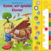 Komm wir Spielen Klavier - De-Luxe-Klavierbuch