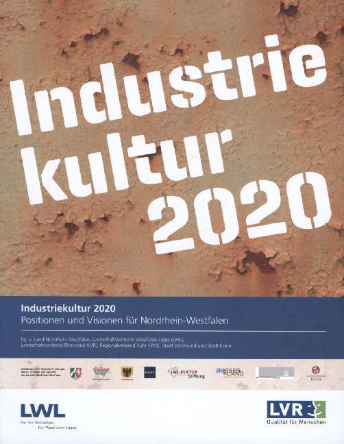 Industriekultur 2020 als Buch von