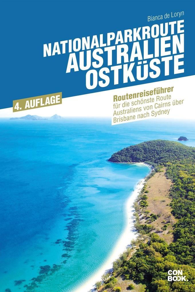 Nationalparkroute Australien - Ostküste als Buc...