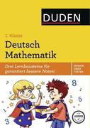 Wissen - Üben - Testen: Deutsch/Mathematik 1. Klasse