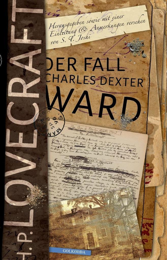 Der Fall Charles Dexter Ward als Buch