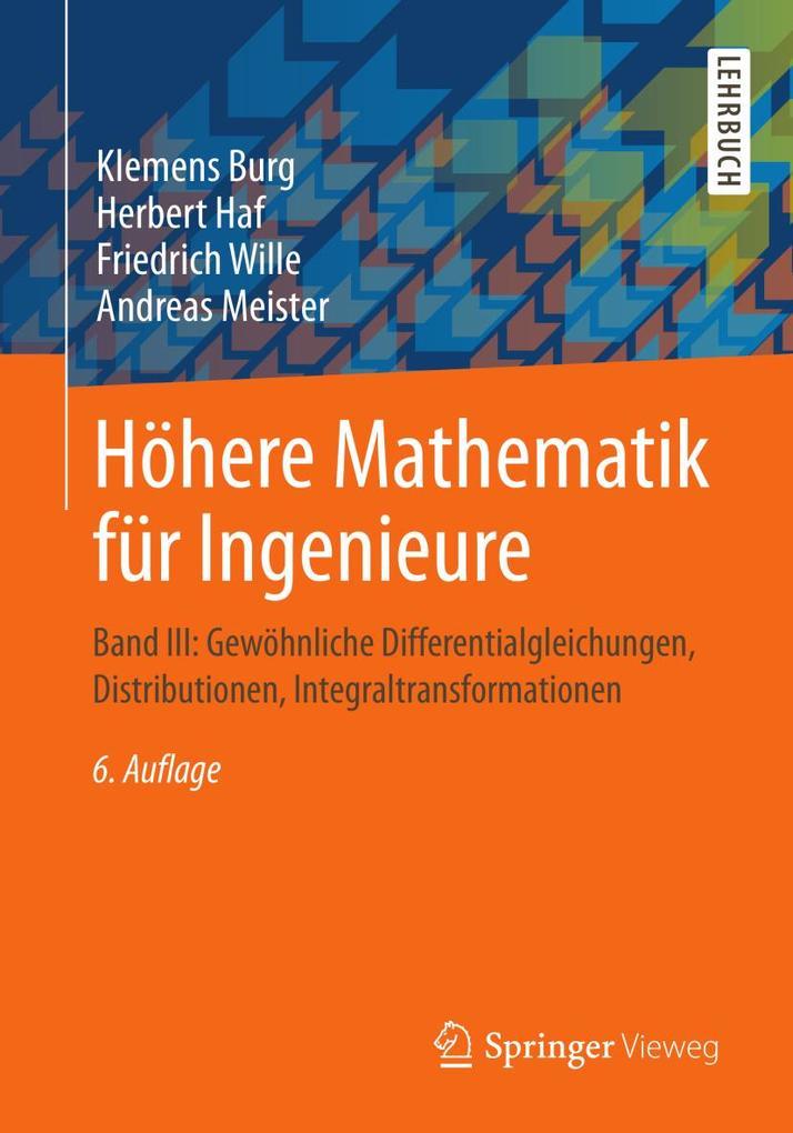 Höhere Mathematik für Ingenieure als eBook Down...
