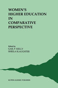Women's Higher Education in Comparative Perspective