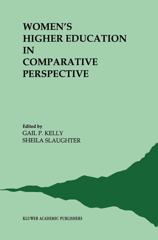 Women's Higher Education in Comparative Perspective als Buch