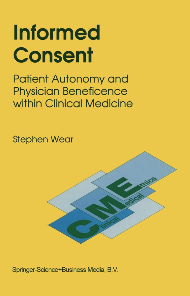 Informed Consent als Buch