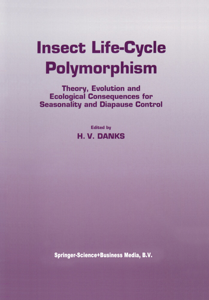 Insect life-cycle polymorphism als Buch