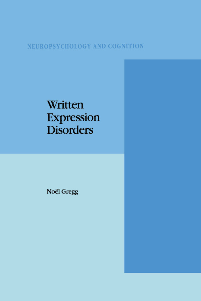 Written Expression Disorders als Buch