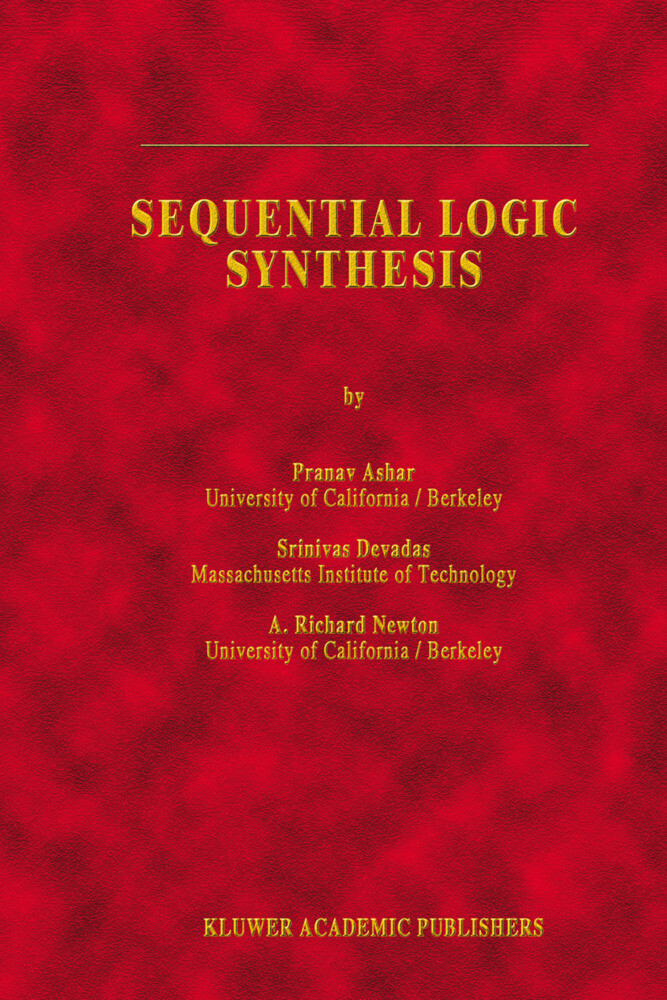 Sequential Logic Synthesis als Buch