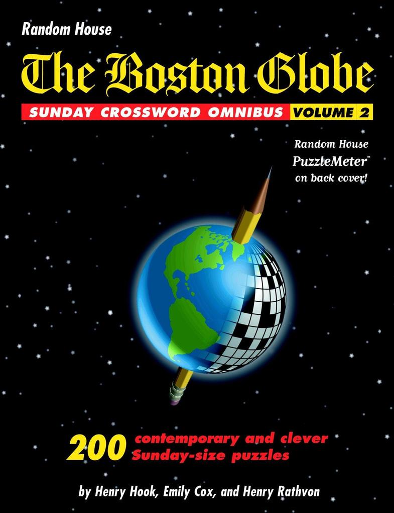 The Boston Globe Sunday Crossword Omnibus, Volume 2 als Taschenbuch
