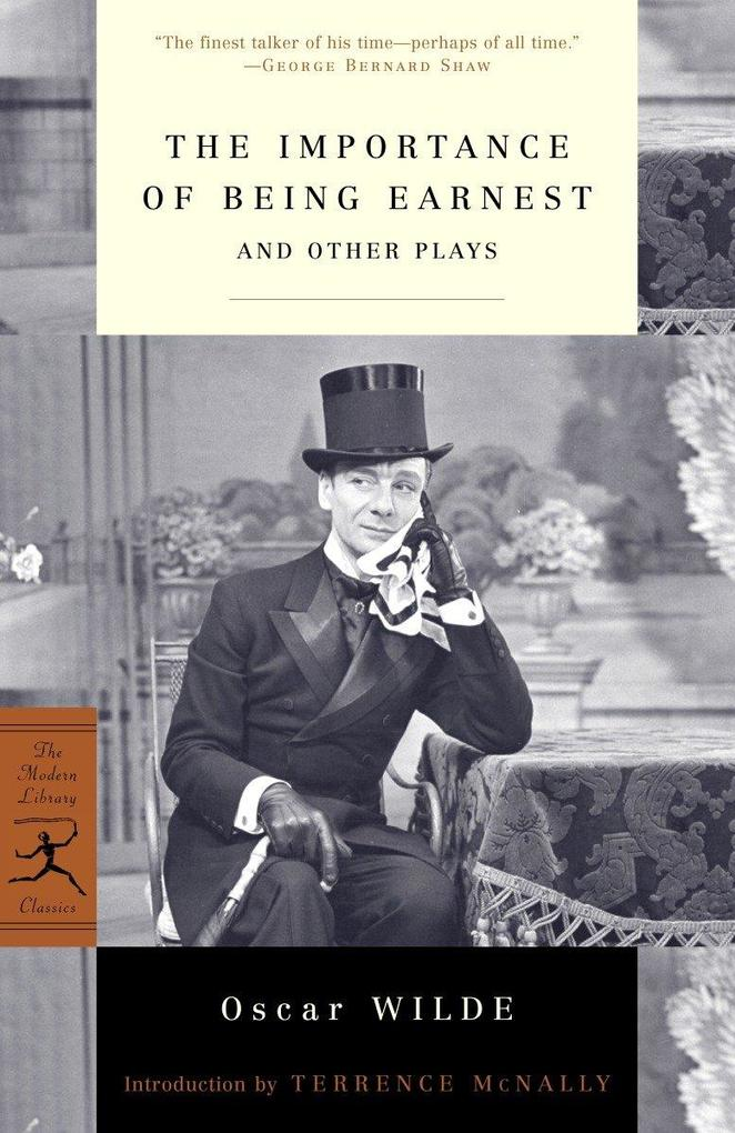 Importance of Being Earnest (and or PB als Taschenbuch