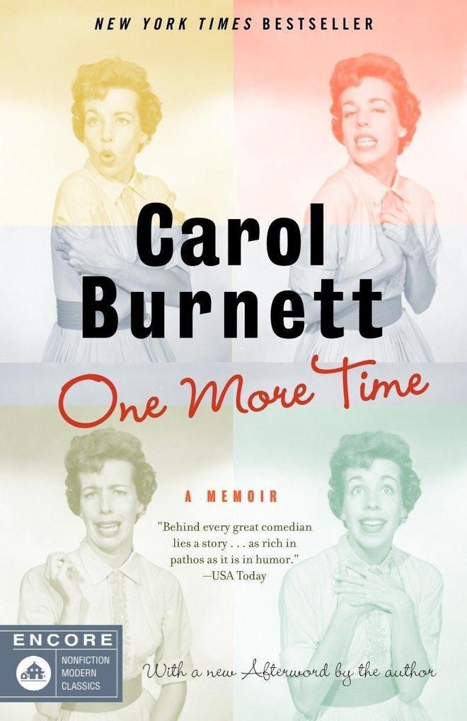 One More Time: A Memoir als Taschenbuch