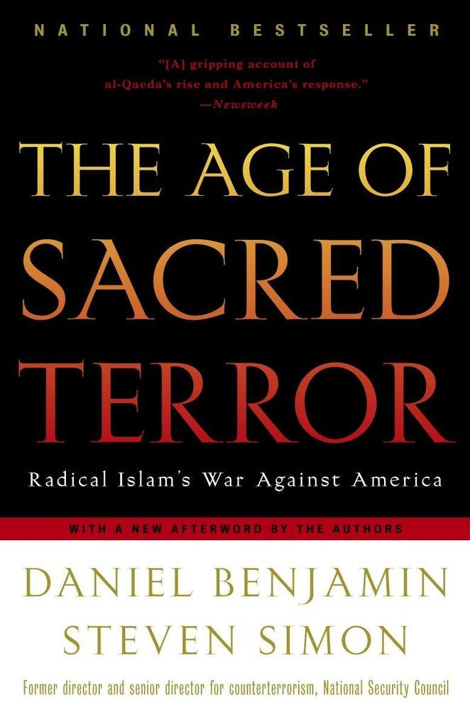 The Age of Sacred Terror: Radical Islam's War Against America als Taschenbuch