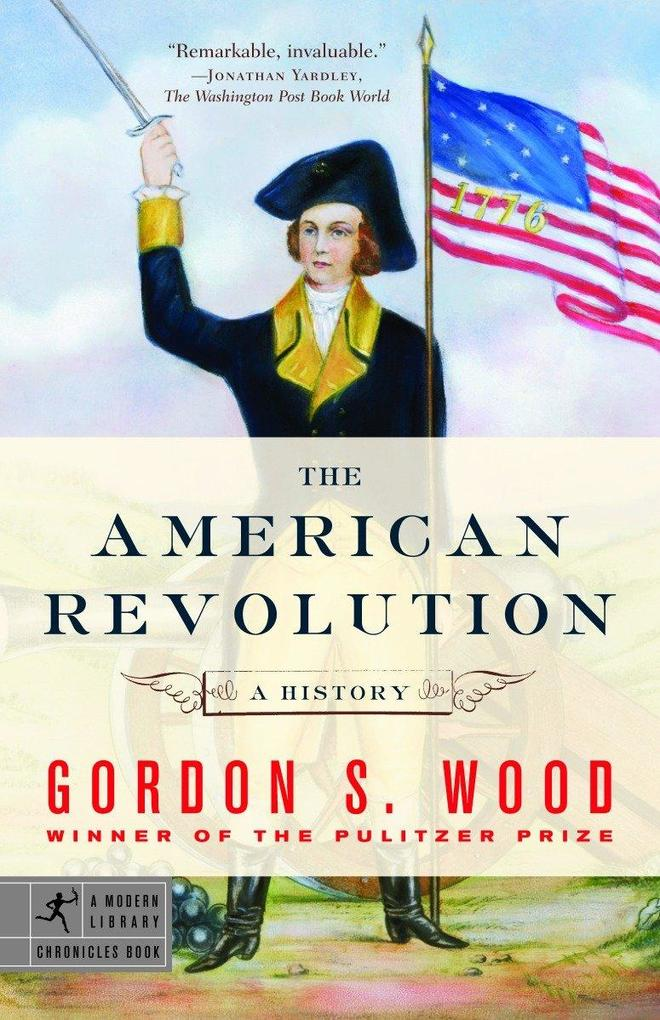 The American Revolution: A History als Taschenbuch