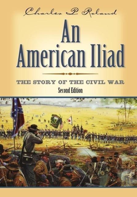An American Iliad als Buch