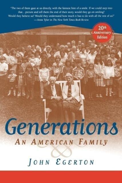 Generations als Taschenbuch