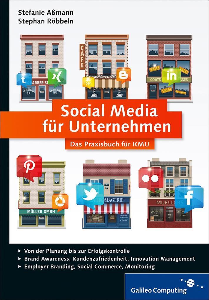 Social Media für Unternehmen als eBook Download...