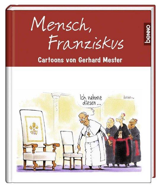 Mensch, Franziskus als Buch