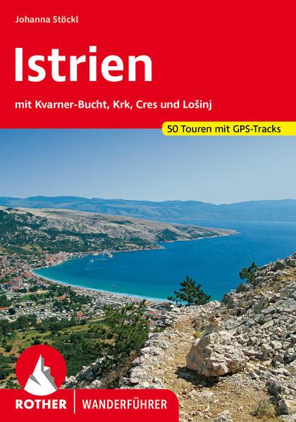 Rother Wanderführer Istrien als Buch von Marcus...