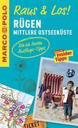 MARCO POLO Raus & Los! Rügen und mittlere Ostseeküste 1:100000