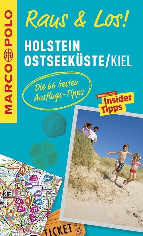 MARCO POLO Raus & Los! Holstein, Ostseeküste, K...