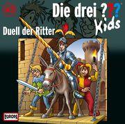 Die drei ??? Kids 43. Duell der Ritter (drei Fragezeichen) CD