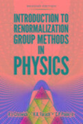 Introduction to Renormalization Group Methods in Physics