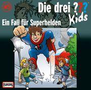 Die drei ??? Kids 45. Ein Fall für Superhelden (drei Fragezeichen) CD