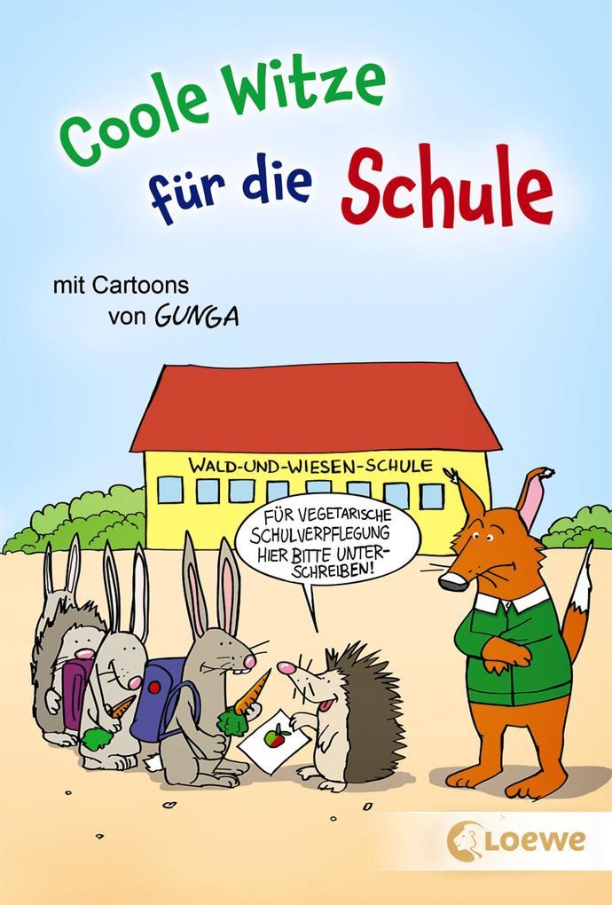 Coole Witze für die Schule als eBook Download von