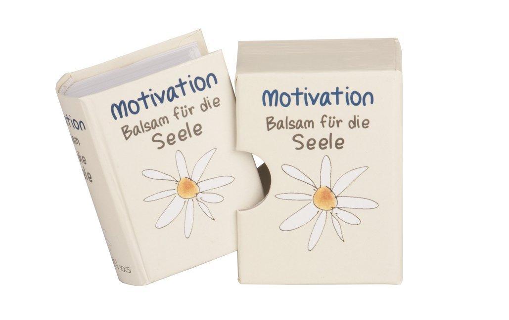 Motivation - Balsam für die Seele als Buch von