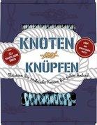 Knoten-Knüpfen, Anleitungsbuch + Taue zum Üben