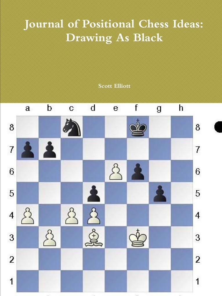 Journal of Positional Chess Ideas als Taschenbu...